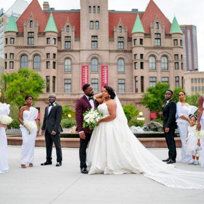 Wedding Photographer Vendor Spotlight: Mariah Joy Photography