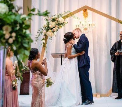 Joy and Mitch Wedding